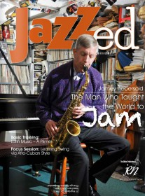 Jazzed Magazine - Jan 2012